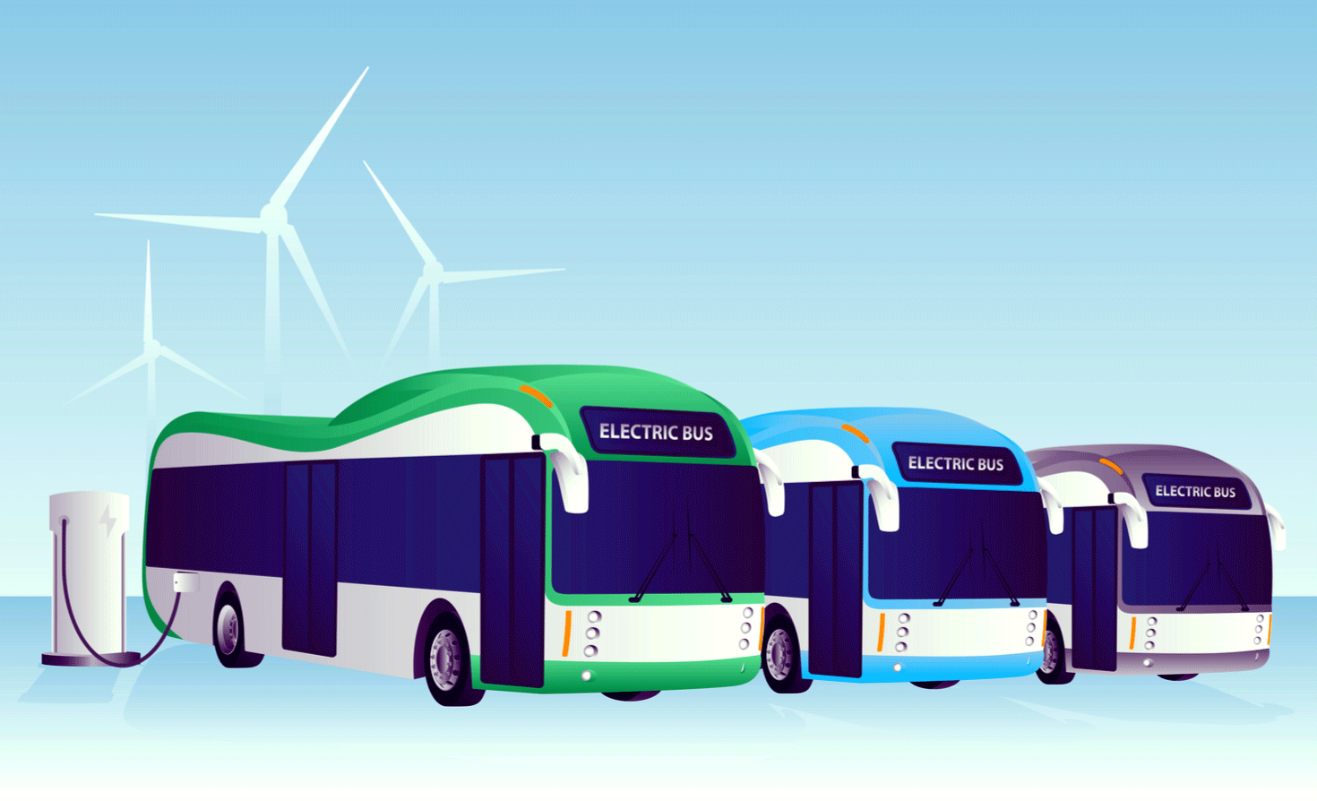 Demand for Electric Buses to Rise in Response to Increasing Pollution Levels